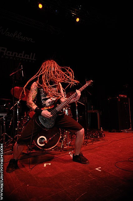 [sylosis on Apr 17, 2009 at the Palladium - Mainstage (Worcester, MA)]
