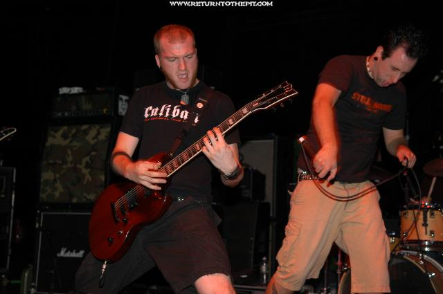 [the acacia strain on Sep 16, 2004 at the Palladium (Worcester, Ma)]