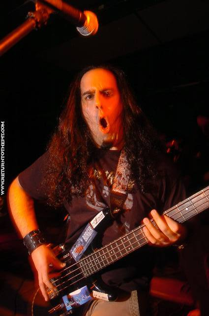 [the accursed on Nov 19, 2005 at Club 125 - main stage (Bradford, Ma)]
