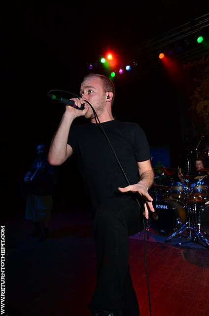 [the faceless on Mar 22, 2012 at the Palladium (Worcester, MA)]