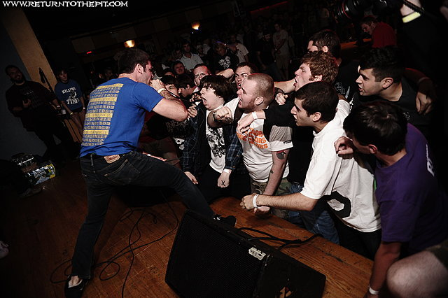 [the rival mob on Sep 19, 2009 at Club Lido (Revere, MA)]