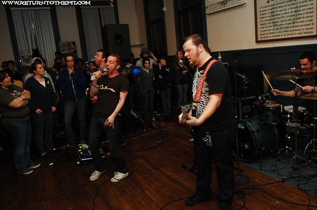 [therefore i am on Dec 7, 2007 at Legion #13 (Nashua, NH)]