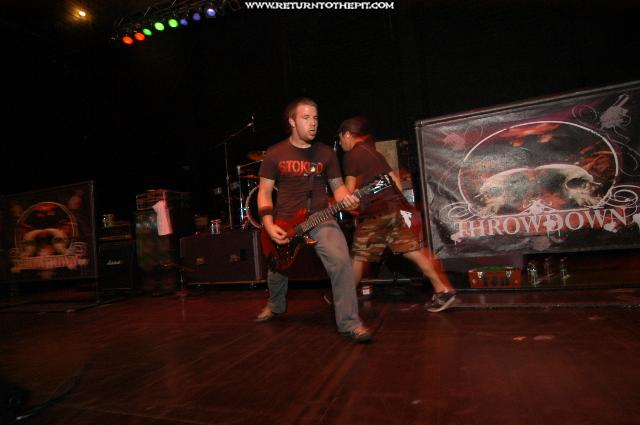 [throwdown on Sep 17, 2004 at the Palladium - First Stage (Worcester, Ma)]