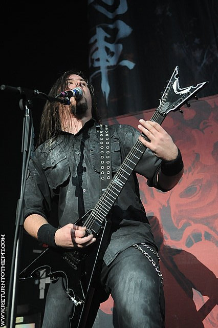 [trivium on Feb 6, 2009 at Tsongas Arena (Lowell, MA)]