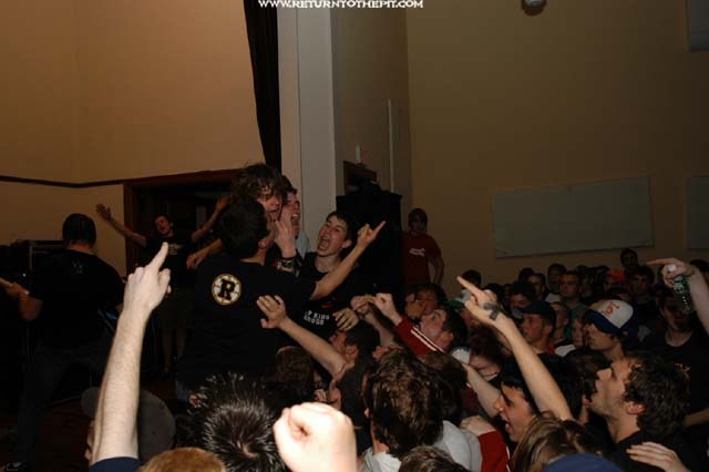 [underoath on Jun 13, 2003 at ICC Church (Allston, Ma)]