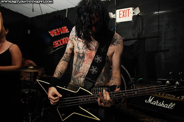 [unholy goatfucker on Aug 9, 2007 at Welfare Records (Haverhill, MA)]