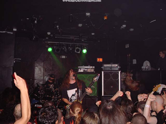 [vader on Oct 27, 2000 at The Palladium (Worcester, MA)]