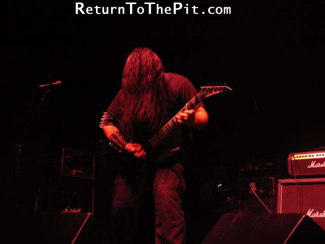 [vital remains on Apr 13, 2001 at The Palladium (Worcester, MA)]