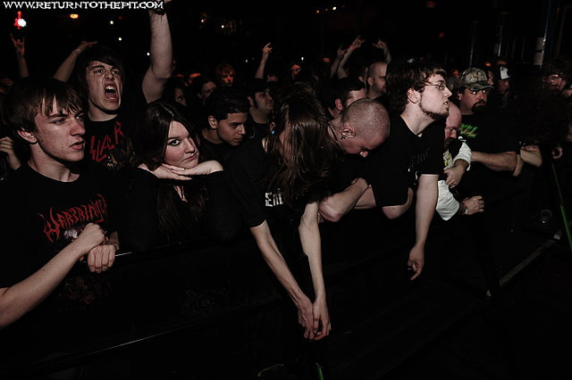 [warbringer on Apr 2, 2010 at the Palladium (Worcester, MA)]