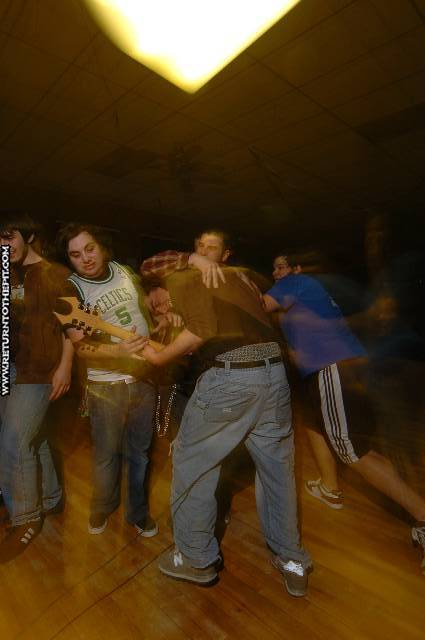[wasteform on Jan 21, 2006 at American Legion (Seekonk, Ma)]